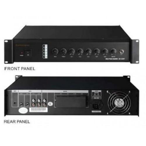 Bộ khuếch đại kèm trộn công suất Ampli Honeywell KB-S600P
