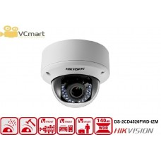 Camera dome HikVision DS-2CD4526FWD-IZM
