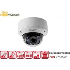 Camera dome HikVision DS-2CD4526FWD-IZMH