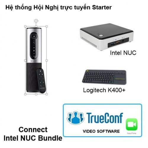 Hệ thống Video Conference Logitech Cam Kit  Starter