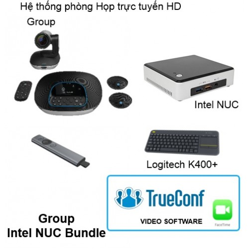 Hệ thống Video Conference Logitech Cam Kit HD