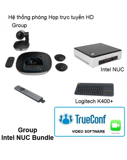 Hệ thống Conference Cam Kit HD