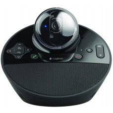 Webcam Logitech BCC950 HD1080, tích hợp micro và loa