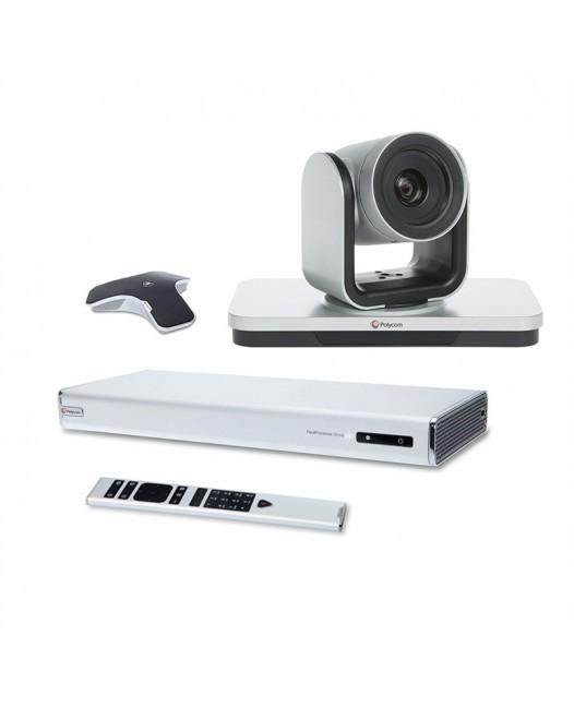 Thiết bị hội nghị truyền hình Polycom Group 500 - 720p, 12x, micpod, MCU