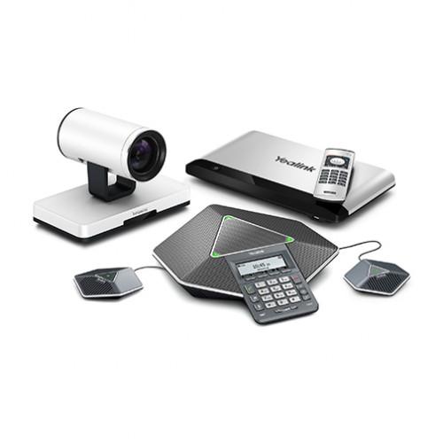 Thiết Bị Hội Nghị Truyền Hình Yealink VC120 - 1080p, 12X, phone