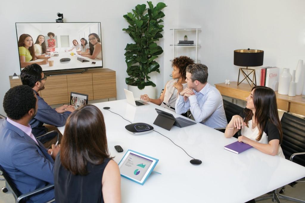 Thị trường dịch vụ Hội nghị truyền hình với những đổi mới
